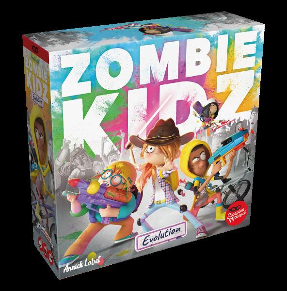 Zombie Kidz Evolution • DE
