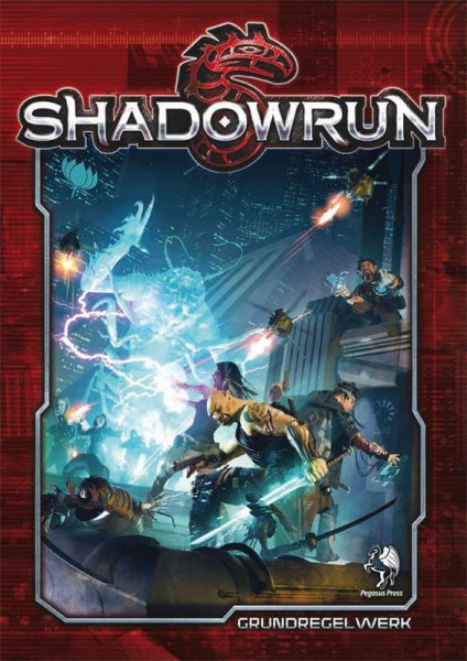 Shadowrun 5 Grundregelwerk Softcover