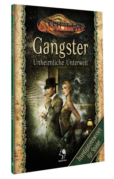 Cthulhu: Gangster Spielerausgabe