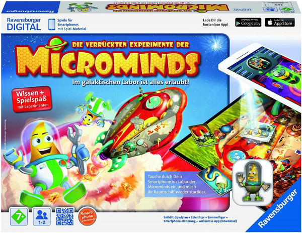 Microminds Spiel
