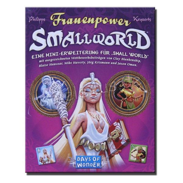 Frauenpower Mini-Erweiterung von Small World