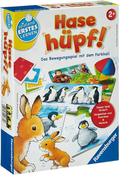 Ravensburger Spielen und Lernen Hase hüpf!