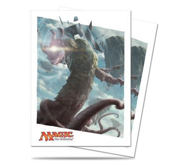 Oath of the Gatewatch Kozilek, The Great Distortion Standard Deck Protectors for Magic 80ct