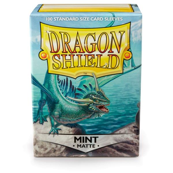 Dragon Shield: Matte Mint (100)