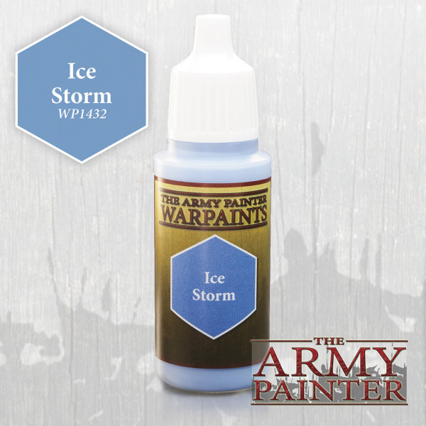 Army Painter Paint: Ice Storm
