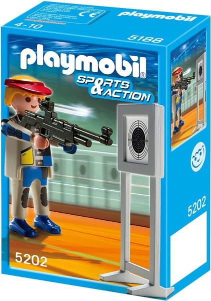 Playmobil 5202 – Sportschütze