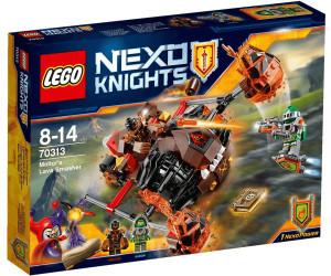 LEGO Nexo Knights - Moltors Lava Werfer (70313)