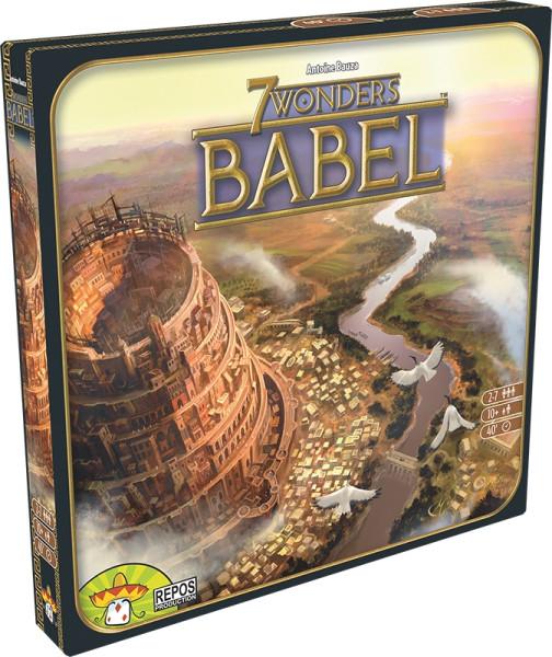 7 Wonders – Babel - Erweiterung (DE)