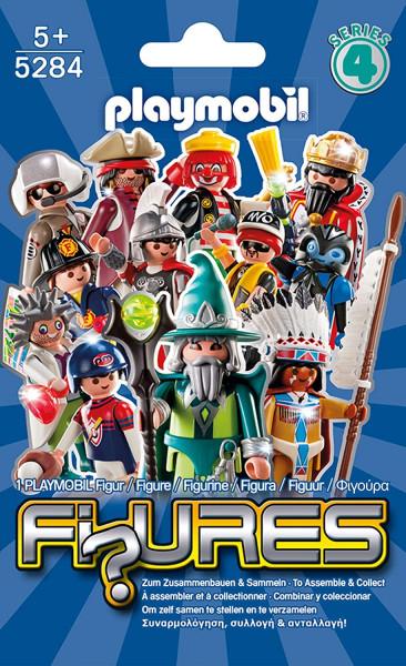 Playmobil 5284 - Figures Boys (Serie 4) (enthält 1 der 12 abgebildeten Figuren)