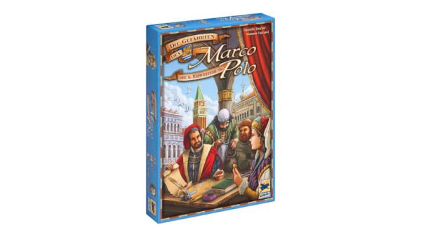 Die Gefährten des Marco Polo Die 1. Erweiterung