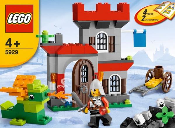LEGO Steine & Co. 5929 - Bausteine Burg