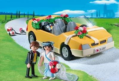 Playmobil 4307 – Brautauto