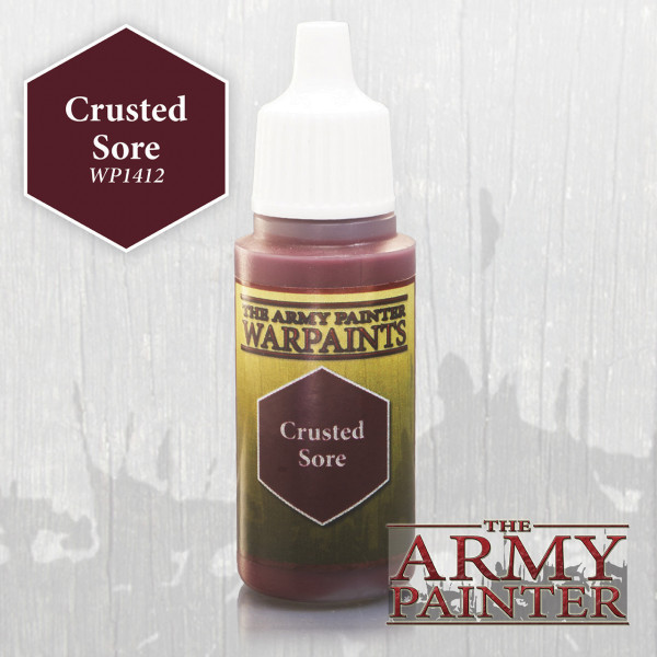 Army Painter Paint: Crusted Sore
