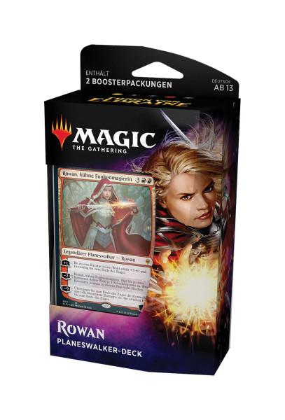 Thron von Eldraine Planeswalker Deck Rowan (deutsch)