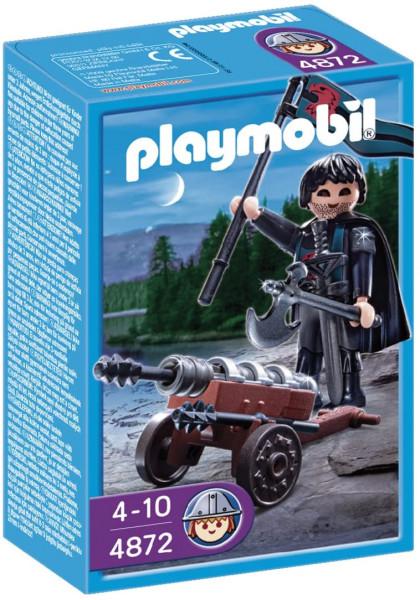 Playmobil 4872 - Raubritter mit Geschütz