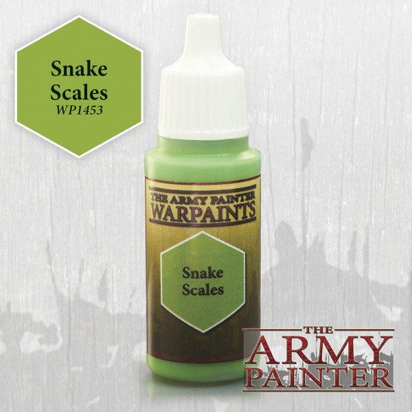 Army Painter Paint: Snake Scales