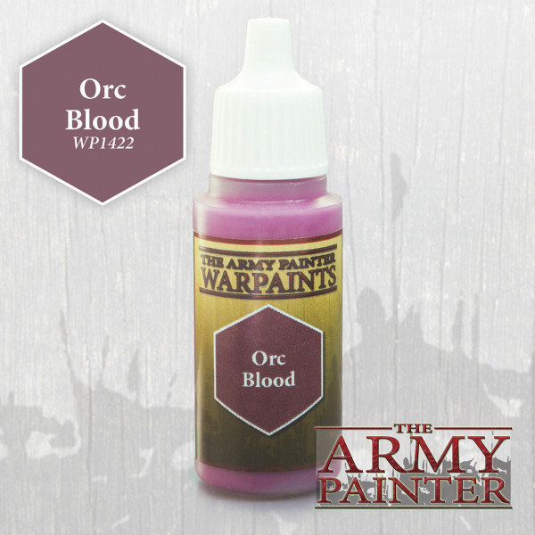 Army Painter Paint: Orc Blood
