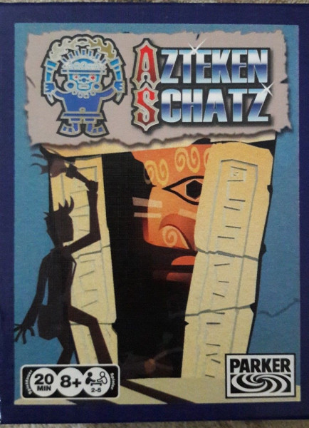 Azteken Schatz