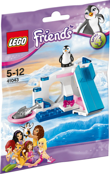 LEGO Friends - Pinguins Spielplatz (41043)