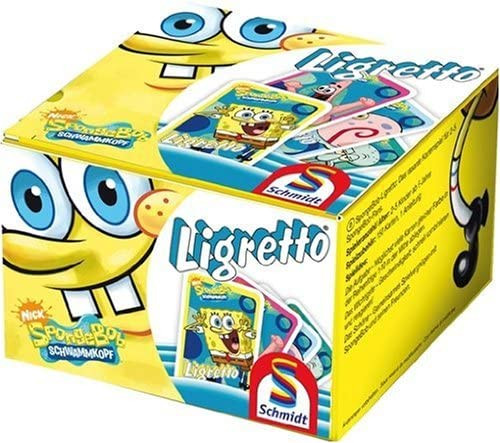 Ligretto, Spongebob