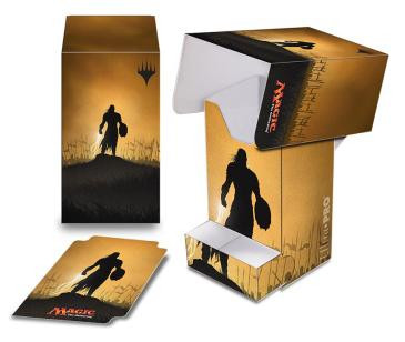Planeswalker: Gideon Full View Deck Box with Tray for Magic