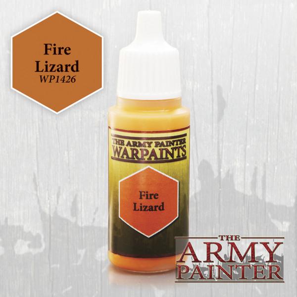 Army Painter Paint: Fire Lizard