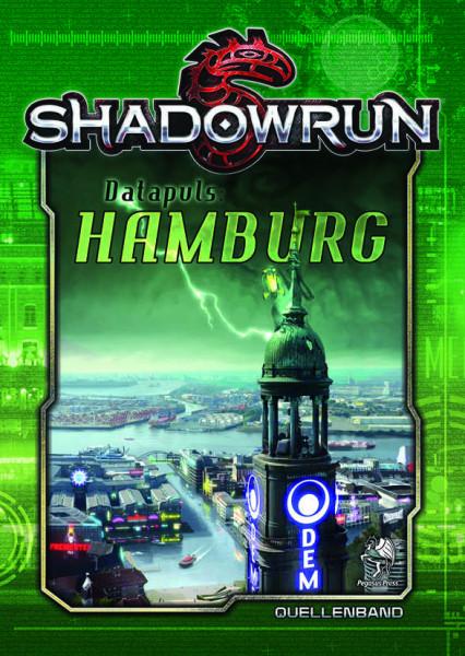Shadowrun: Datapuls Hamburg (Hardcover) *Limitierte Ausgabe*