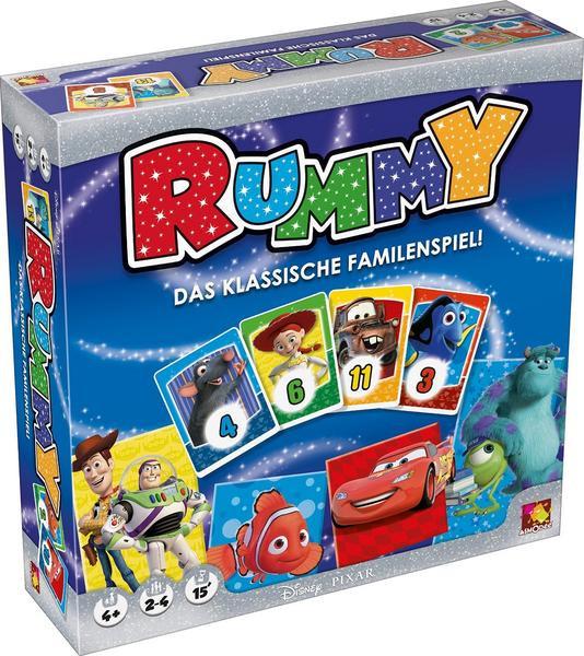 Rummy Disney -Pixar