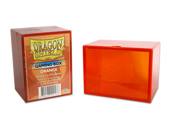 Dragon Shield: Gaming Box 100+ (Orange)
