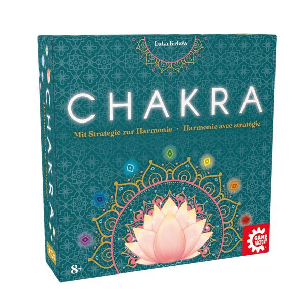 Chakra (d,f)