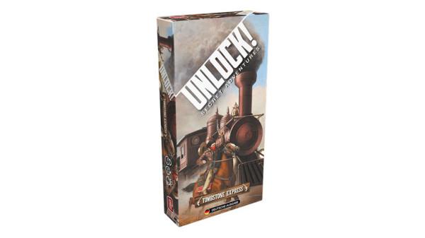 Unlock! - Tombstone Express • (Einzelszenario)
