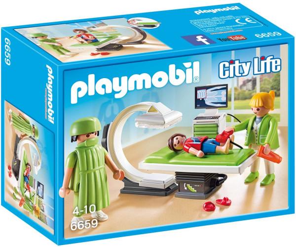 Playmobil 6659 – Röntgenraum