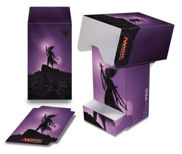 Planeswalker: Liliana Full View Deck Box with Tray for Magic