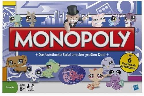 Monopoly Littlest Pet Shop