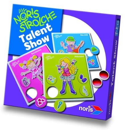 Noris Strolche Talent Show, Mitbringspiel
