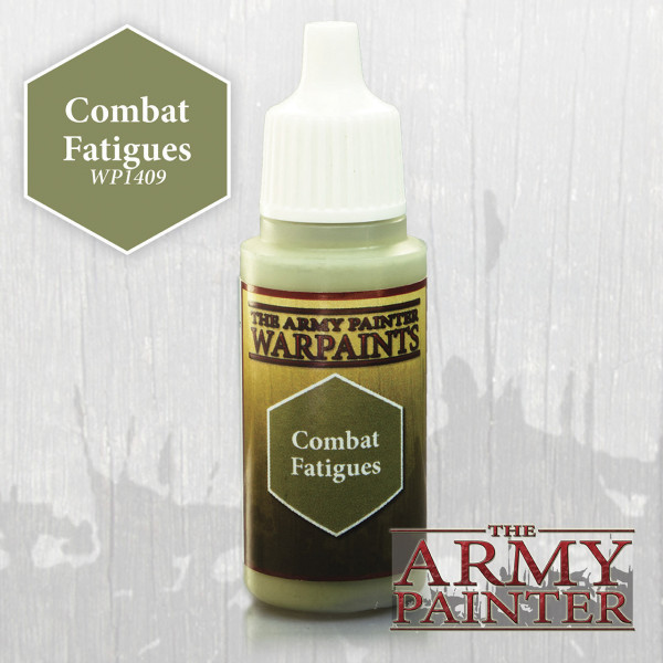 Army Painter Paint: Combat Fatigues