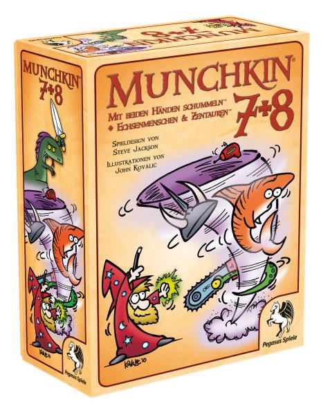 Munchkin 7+8