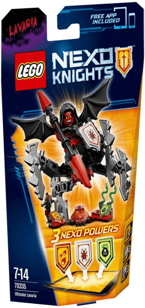 LEGO Nexo Knights - Ultimative Lavaria (70335)