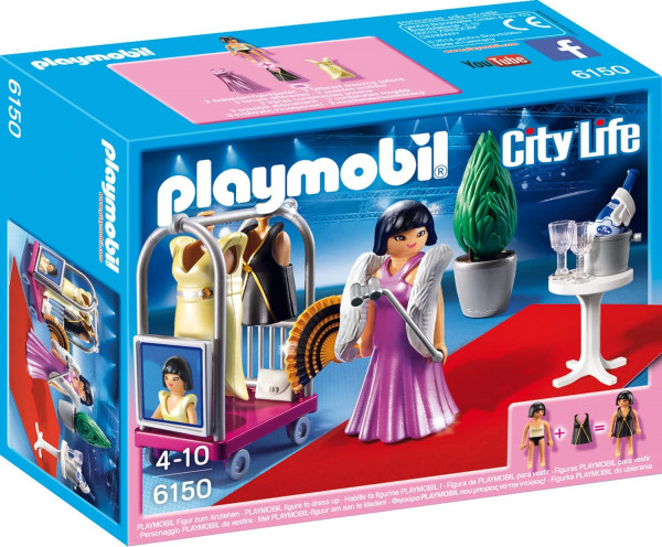 Playmobil 6150 – Star-Shooting