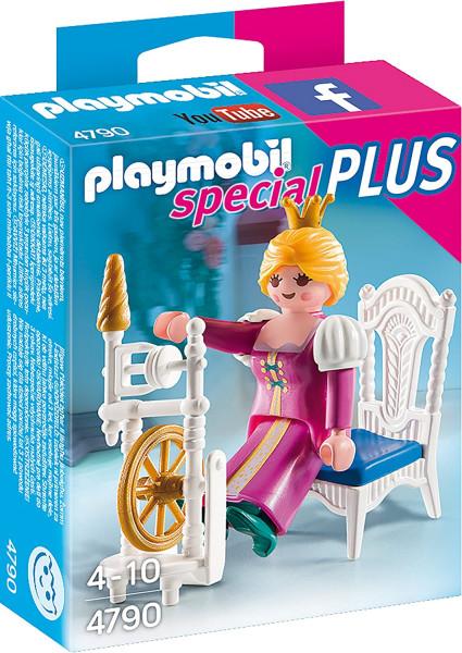 Playmobil 4790 - Prinzessin mit Spinnrad