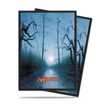 Mana 5 Swamp Standard Deck Protector sleeves for Magic 80ct