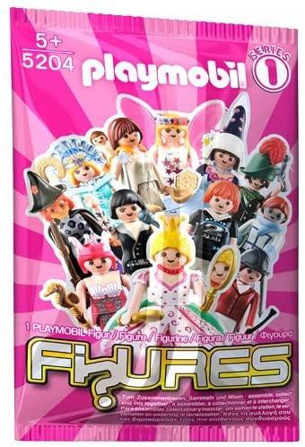 Playmobil 5204 - Playmobil Figuren Girls (enthält 1 der 12 abgebildeten Figuren)