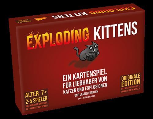 Exploding Kittens (DE)