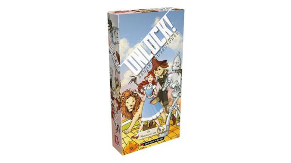 Unlock! -Die Abenteurer von Oz (Einzelszenario)