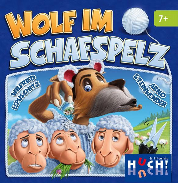 Wolf & Schafspelz