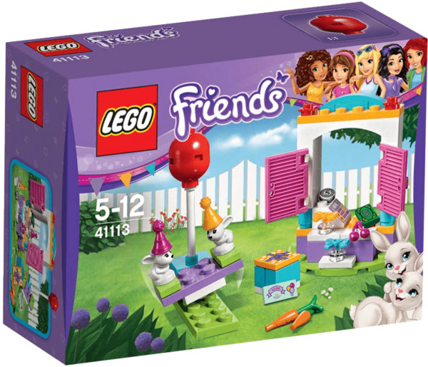 LEGO Friends - Party Geschenkeladen (41113)