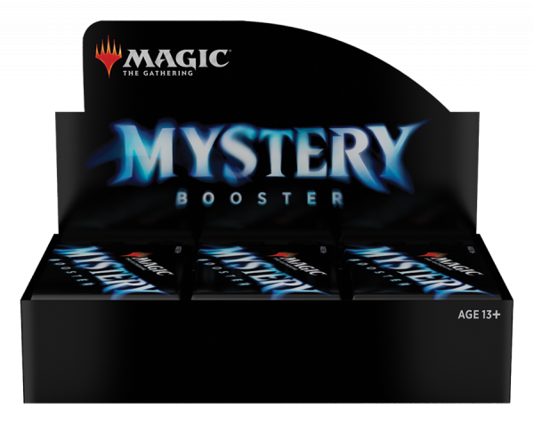 Mystery Booster Display - Englisch