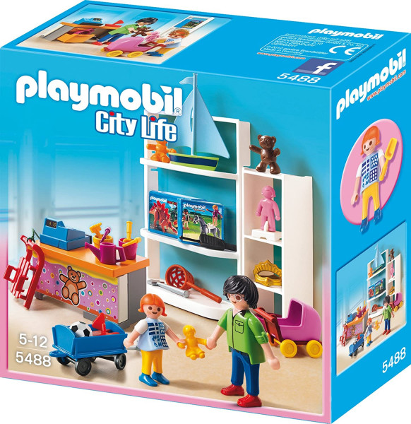 Playmobil 5488 – Spielzeugshop
