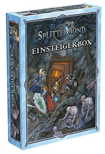 Splittermond: Einsteigerbox