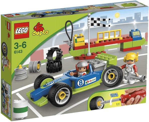 LEGO Duplo - Rennfahrzeug (6143)